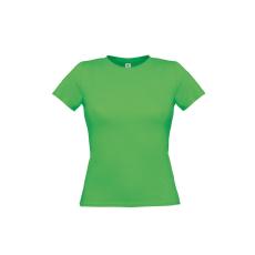 B&C B&C környakas Női póló, real green