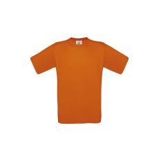 B&C B&C környakas póló, orange