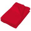 KARIBAN Kariban törölköző, 50X100, piros
