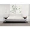 Beliani Franciaágy - Éjjeli asztallal - Japán dizájn - 180x200 cm – ZEN