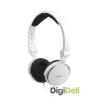 A4-Tech L-600-2 összecsukható fehér fejhallgató