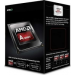 AMD A6-Series APU (Accelerated Processing Unit), A6-6400K, 32nm, 1MB, 3,90GHz, x86-64, AD640KOKHLBOX, Integrált grafika, Dobozos, FM2, 65W
