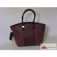 109 David Jones sötét mályva női táska
