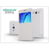 Nillkin Samsung G6000 Galaxy On7 oldalra nyíló flipes tok - Nillkin Sparkle - fehér