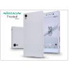 Nillkin Sony Xperia Z5 (E6653) hátlap képernyővédő fóliával - Nillkin Frosted Shield - fehér