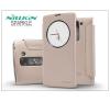 Nillkin LG H525 G4c/H500F Magna oldalra nyíló flipes tok - Nillkin Sparkle - golden tok és táska