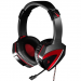 A4Tech G501 Bloody Gaming Headset 7.1 surround, USB, fekete-piros
