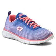 Félcipő SKECHERS - Equalizer Expect Miracles 12034/PWPK Periwinkle/Pink