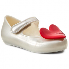 Félcipő MEL BY MELISSA - Mel Cool Baby Sp Bb 31546 White/Red 51388