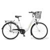 Dema Venice 3sp White női városi kerékpár