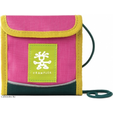 CRUMPLER - Bagbino Chest Pouch new pink / petrol