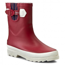 Pepe Jeans Gumicsizmák PEPE JEANS - Wet Basic PBS50040 Royal Red 264