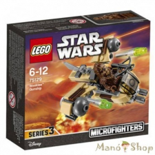 LEGO Star Wars Wookiee Microfighters Hadihajó 75129 lego