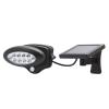 LED-es szolár kültéri lámpa - mozgás és fényszenzorral -55269