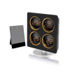 TFA Digitális időjárás állomás hőmérő WS-6830