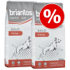 briantos Protect + Care dupla csomagban - Junior Young & Care ( 2 x 14 kg)