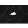 N/A LED izzó 12V Szofita 41mm 24 smd 3528 jégfehér 6500K