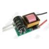 N/A POWER LED tápegység, áramgenerátor 2-5 darab 1W-os LED-hez AC