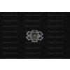 N/A CREE Q5 XRE xr-e Q5 3W LED KÉK 20mm hűtőcsillagon
