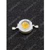 N/A 1W Power LED 6000K 130 Lumen hideg fehér 2 év garancia