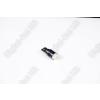 N/A LED izzó T10 12V 2W Optikás FEKETE