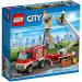 LEGO -Emelőkosaras tűzoltóautó 60111