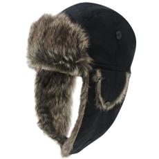 Lonsdale téli sapka kamaszoknak - Chin Trapper