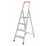 KRAUSE - Monto Solidy lépcsőfokos állólétra 5 fokos (félprofi) - 126238 létra és állvány