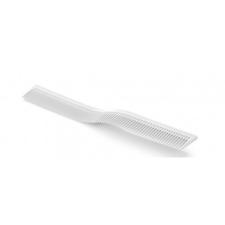 Olivia Garden CURVE-O fésű (fehér) fésű