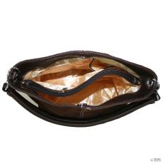 Barna Miss Lulu London E1403 - Miss Lulu Suede egy szíj kézi táska barna