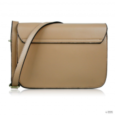 Cross Miss Lulu London L1402 - Miss Lulu kicsi Cross Body táska Plain Tan