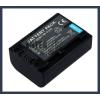 Sony NP-FV30 6.8V 1050mAh utángyártott Lithium-Ion kamera/fényképezőgép akku/akkumulátor