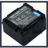 Panasonic SDR-H80 7.2V 1200mAh utángyártott Lithium-Ion kamera/fényképezőgép akku/akkumulátor