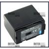 Panasonic CGP-D320T1B 7.2V 3600mAh utángyártott Lithium-Ion kamera/fényképezőgép akku/akkumulátor