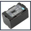 Panasonic CGR-D210 7.2V 2200mAh utángyártott Lithium-Ion kamera/fényképezőgép akku/akkumulátor