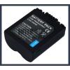 Panasonic Lumix DMC-FZ7BB 7.2V 1300mAh utángyártott Lithium-Ion kamera/fényképezőgép akku/akkumulátor