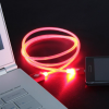 Global Technology CABLE USB LUMINOUS Iph6/6s red 1m 5901836085931