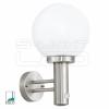 EGLO Lámpa Kültéri fali E27 1x60Wszenzoros nemesacél