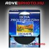 Hoya Pro1 Digital Cirkulár Polár 43mm szűrő