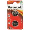 Panasonic Gombelem, CR2032, 1 db, PANASONIC (PECR2032)