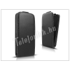 Slim Slim Flexi Flip bőrtok - Microsoft Lumia 950 - fekete