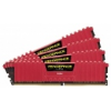 Corsair Vengeance LPX Series piros DDR4-3200, CL16 - 16 GB Kit