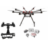 DJI S1000+ és A2 vezérlő + GH4 drón