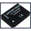 Panasonic DMW-BCG10 3.6V 1000mAh utángyártott Lithium-Ion kamera/fényképezőgép akku/akkumulátor