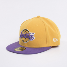 New Era EMEA NBA BASIC LOS ANGELES LAKERS OFFICAL TEAM Baseball sapka