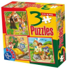 D-Toys Puzzle, 3 mese, 6-9-16 darab (5947502850922)