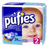 Pufies Baby Art mini small pack 2 pelenka 24 darab (3800024028014)