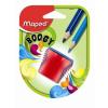 """MAPED Hegyező, kétlyukú, tartályos, MAPED """"Boogy"""", vegyes színek"""