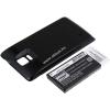 Powery Utángyártott akku Samsung SM-N910 6400mAh fekete