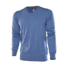 Dockers Fine Gauge V-neck Sweater Pulóver,sweatshirt D (D80489M_0015)